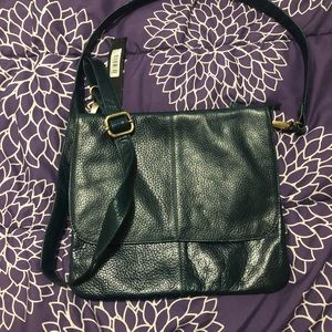 Latigo Crossbody Purse